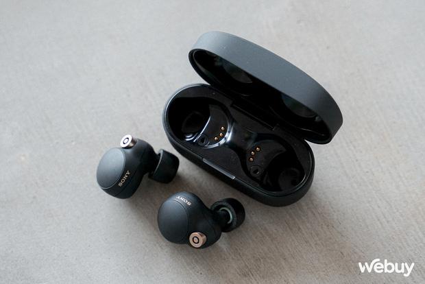 Đánh giá Sony WF-1000XM4: Chống ồn, chất âm và thiết kế cải tiến là vậy nhưng có xứng đáng với giá 6,5 triệu? - Ảnh 9.