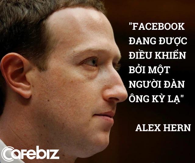 Mark Zuckerberg - Người đàn ông kỳ lạ đang điều khiển, chi phối một trong những công ty quyền lực bậc nhất thế giới - Ảnh 1.
