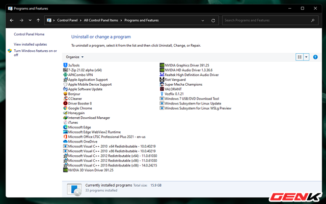 11 Ứng dụng và phần mềm Windows không cần thiết mà bạn nên gỡ cài đặt - Ảnh 1.