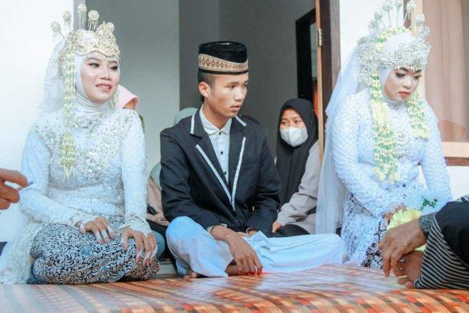 Indonesia: Đến phá đám cưới của bạn trai cũ, cô gái bất ngờ bị cưới luôn làm vợ nữa - Ảnh 1.