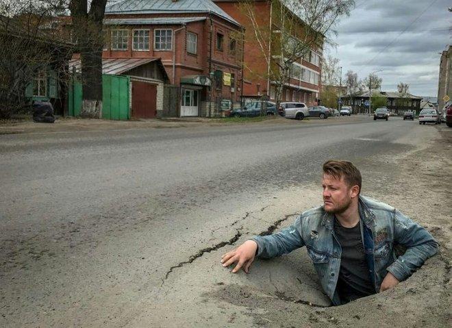 Những con đường xấu xí nhất quả đất - nhìn là chỉ muốn vác xe lên vai chạy bộ còn hơn! - Ảnh 15.