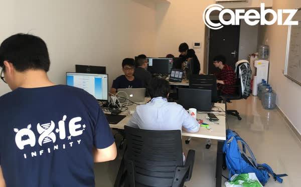 Các startup game blockchain như Axie Infinity đang hoạt động thế nào và họ sẽ đóng thuế tại Việt Nam ra sao? - Ảnh 1.