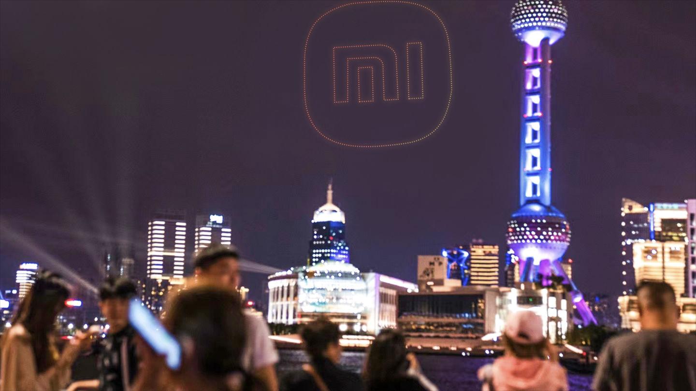 Xiaomi dùng 300 drone để quảng cáo cho MIX 4, tạo nên màn trình diễn ánh sáng tại nhiều thành phố lớn - Ảnh 2.