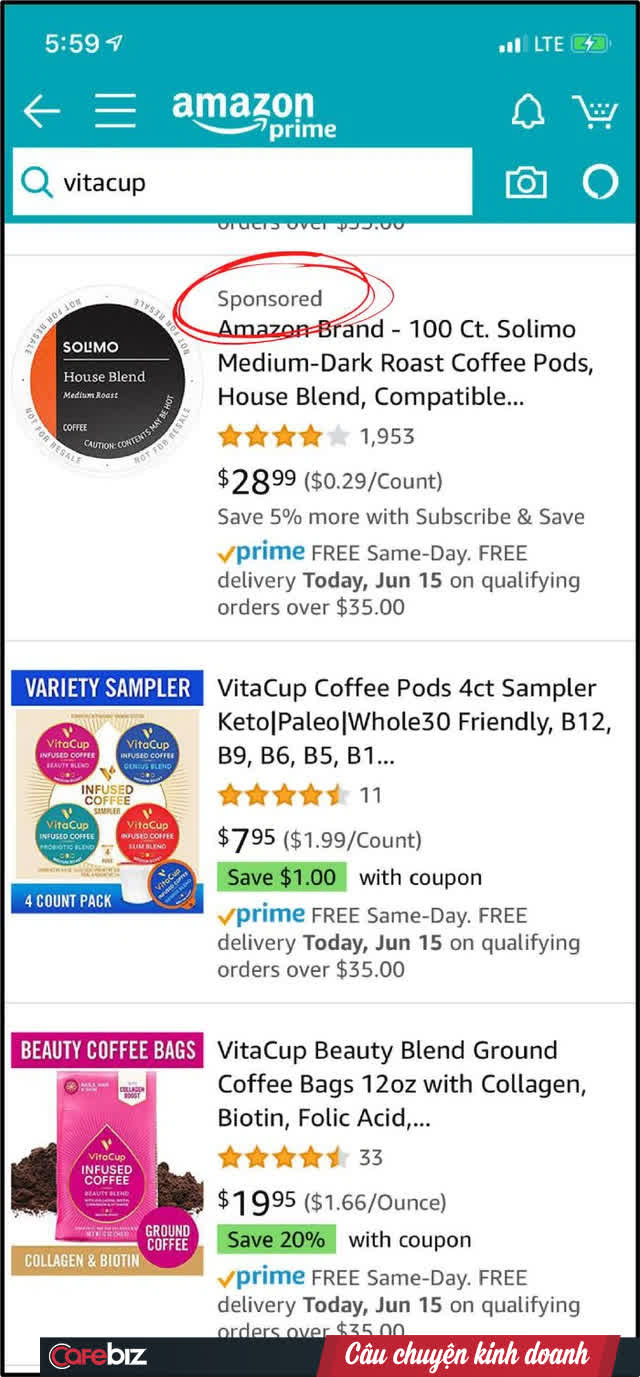 Bắt nạt người bán, tận thu người mua, Amazon đang hủy hoại những trải nghiệm mua sắm để tối đa hoá lợi nhuận bằng mọi giá? - Ảnh 1.