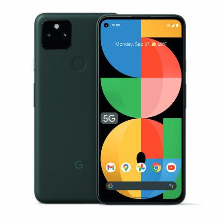 Google ra mắt Pixel 5a 5G: Kháng nước IP67, pin khủng 4680mAh, giá 10.3 triệu đồng - Ảnh 1.