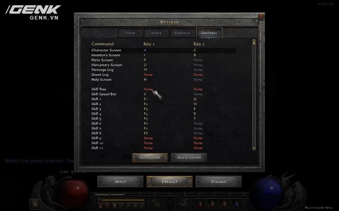 Cảm nhận Diablo II: Resurrected sau đợt chơi thử: viên ngọc sứt chưa được ghép tới mức hoàn thiện - Ảnh 7.