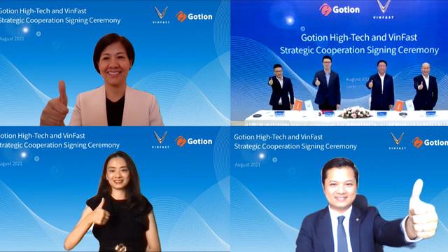 VinFast bắt tay với doanh nghiệp sản xuất pin hàng đầu thế giới, sẽ xây dựng nhà máy Giga sản xuất cell pin LFP đầu tiên tại Việt Nam - Ảnh 2.