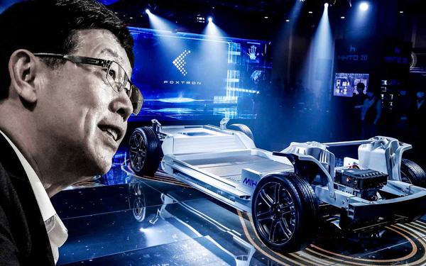 Giấc mơ iPhone 4 bánh của Foxconn: Nếu có thể sản xuất iPhone, tại sao không thể tạo ra được xe ô tô điện? - Ảnh 1.