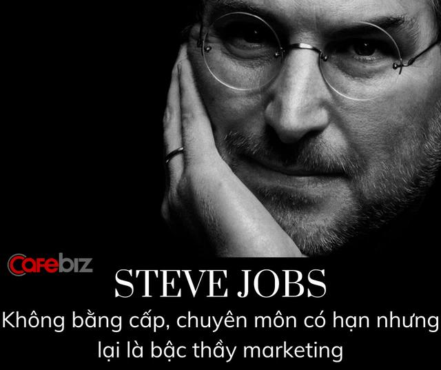 Chưa tốt nghiệp đại học và chẳng viết nổi một dòng code, bí kíp nào đã giúp Steve Jobs tạo nên đế chế công nghệ Apple hàng nghìn tỷ USD? - Ảnh 3.