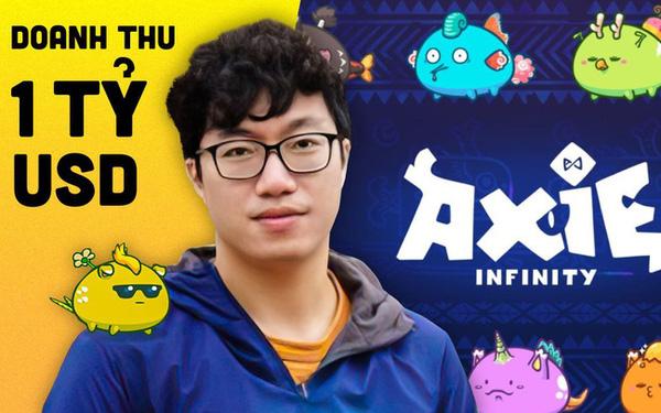 Axie Infinity tạo ra 488 triệu USD doanh thu trong vòng 90 ngày, giá đồng AXS tăng vọt giúp nhóm sáng lập Sky Mavis của Nguyễn Thành Trung sở hữu gần 1 tỷ USD - Ảnh 1.
