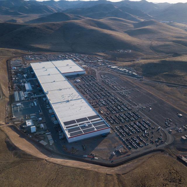 Phác họa siêu nhà máy Giga của VinFast: Quy mô khủng không kém Tesla, bàn đạp cho ô tô Việt ra toàn cầu - Ảnh 1.