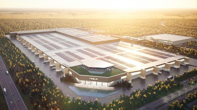 Phác họa siêu nhà máy Giga của VinFast: Quy mô khủng không kém Tesla, bàn đạp cho ô tô Việt ra toàn cầu - Ảnh 3.