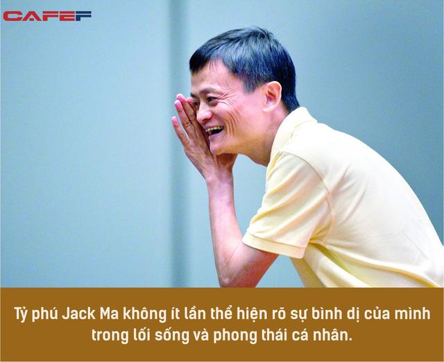 Sở hữu khối tài sản khổng lồ nhưng đây là bữa ăn yêu thích tỷ phú Jack Ma: Người càng thành công sẽ càng tinh giản? - Ảnh 3.