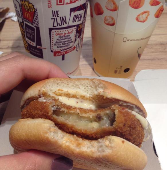 Tổng hợp 18 món ăn đặc dị của McDonalds chỉ có ở một số quốc gia. Bạn thử Trùm cuối chưa? - Ảnh 3.