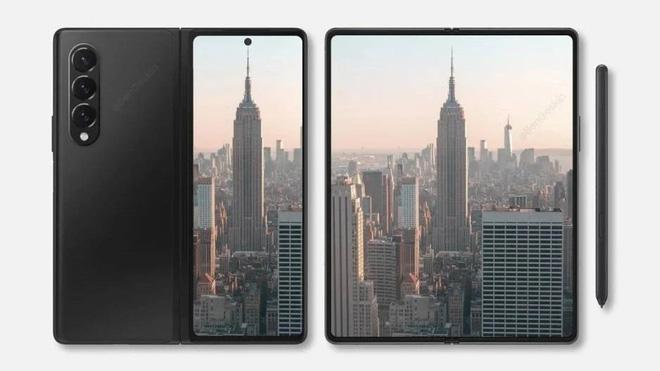 Camera ẩn dưới màn hình 4MP có phải là vấn đề với Galaxy Z Fold3 - Ảnh 2.