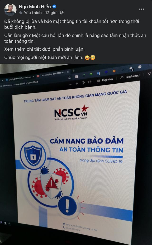 Hiếu PC hướng dẫn cách bảo mật thông tin trên Zalo, Facebook, TikTok: Rất đơn giản nhưng nhiều người coi nhẹ nên vẫn bị lừa! - Ảnh 2.