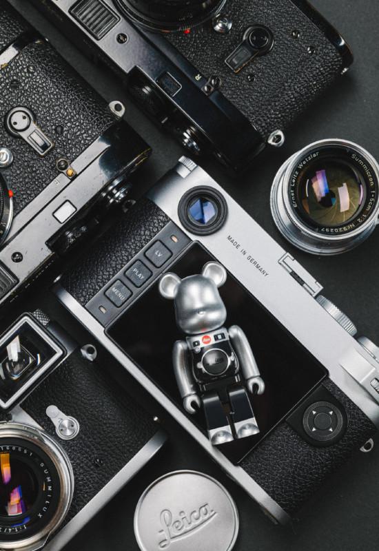 Sản phẩm tiếp theo mang thương hiệu Leica là một chú gấu, tiếc thay nó không chụp ảnh được - Ảnh 10.