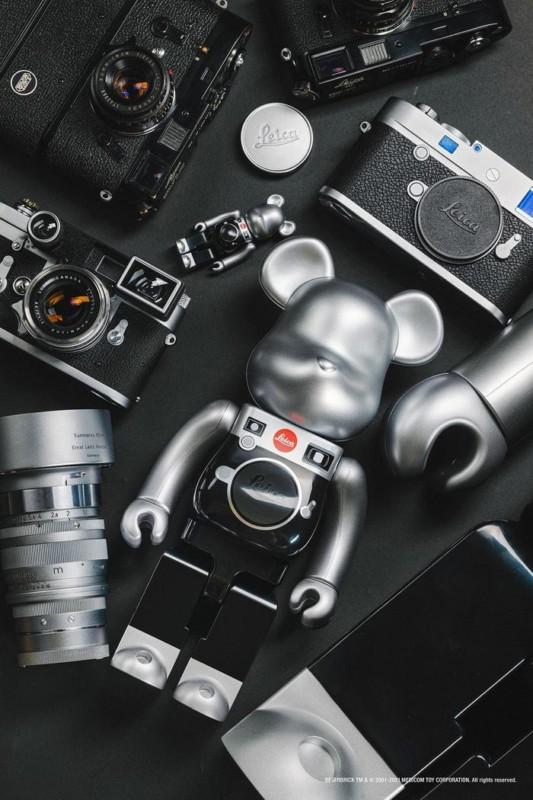 Sản phẩm tiếp theo mang thương hiệu Leica là một chú gấu, tiếc thay nó không chụp ảnh được - Ảnh 9.