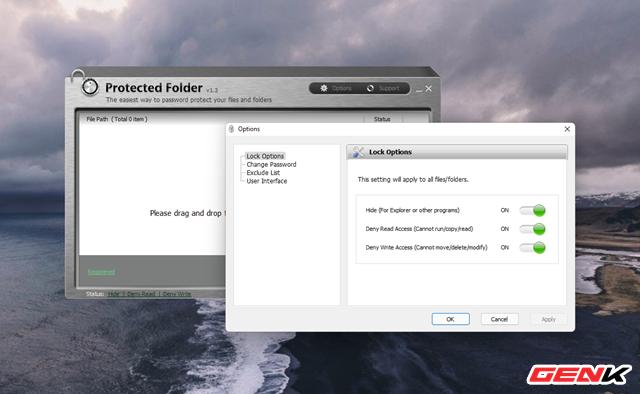 """Tạo """"két sắt"""" để bảo vệ an toàn dữ liệu quan trọng trên Windows - Ảnh 11."""