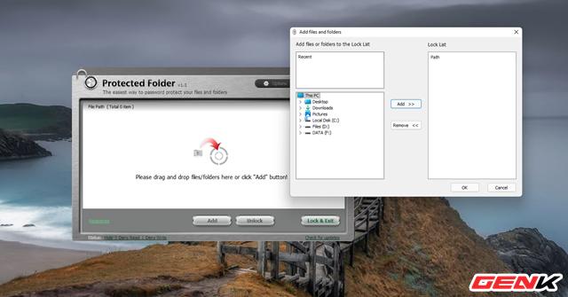 """Tạo """"két sắt"""" để bảo vệ an toàn dữ liệu quan trọng trên Windows - Ảnh 7."""