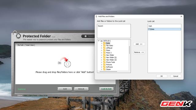 """Tạo """"két sắt"""" để bảo vệ an toàn dữ liệu quan trọng trên Windows - Ảnh 8."""