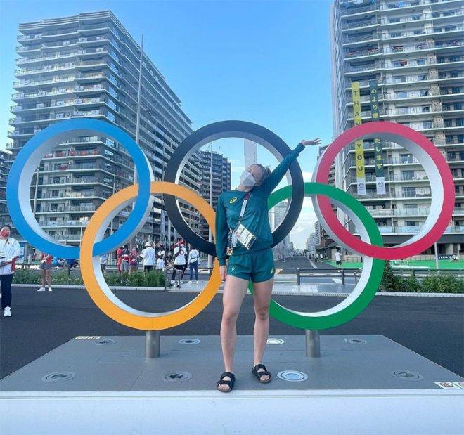 Nhân viên siêu thị kiêm vận động viên điền kinh tiết kiệm tiền để được dự Olympic 2020, lập tức phá luôn kỷ lục cá nhân - Ảnh 1.