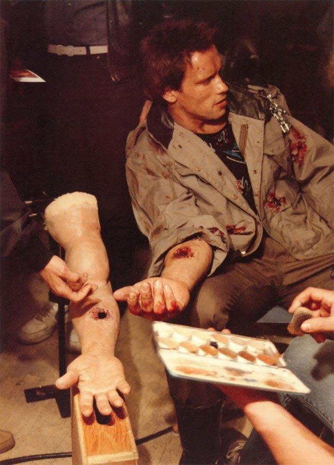 Ảnh hậu trường hiếm của một trong những bộ phim nổi tiếng nhất mọi thời đại: Kẻ Hủy Diệt (1984) - Ảnh 5.