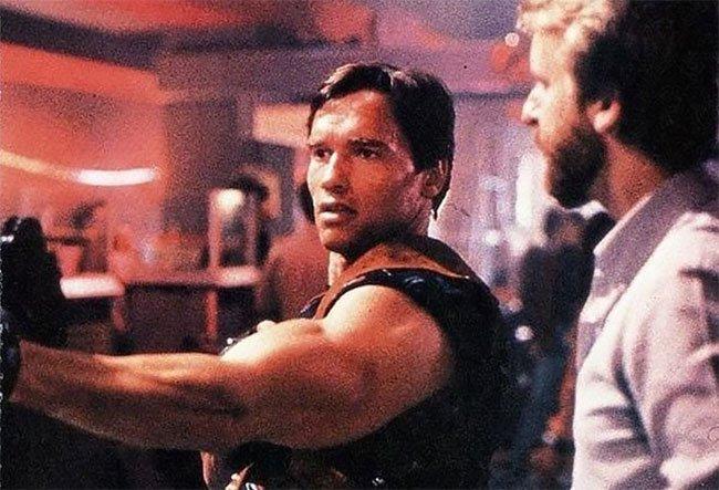 Ảnh hậu trường hiếm của một trong những bộ phim nổi tiếng nhất mọi thời đại: Kẻ Hủy Diệt (1984) - Ảnh 11.