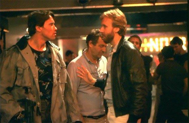 Ảnh hậu trường hiếm của một trong những bộ phim nổi tiếng nhất mọi thời đại: Kẻ Hủy Diệt (1984) - Ảnh 13.