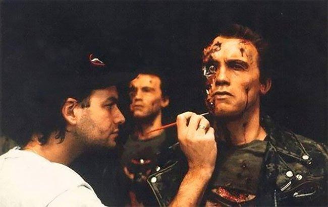 Ảnh hậu trường hiếm của một trong những bộ phim nổi tiếng nhất mọi thời đại: Kẻ Hủy Diệt (1984) - Ảnh 14.