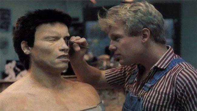Ảnh hậu trường hiếm của một trong những bộ phim nổi tiếng nhất mọi thời đại: Kẻ Hủy Diệt (1984) - Ảnh 17.