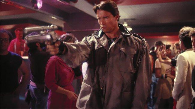 Ảnh hậu trường hiếm của một trong những bộ phim nổi tiếng nhất mọi thời đại: Kẻ Hủy Diệt (1984) - Ảnh 19.