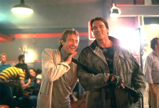 Ảnh hậu trường hiếm của một trong những bộ phim nổi tiếng nhất mọi thời đại: Kẻ Hủy Diệt (1984) - Ảnh 8.