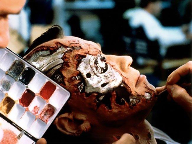 Ảnh hậu trường hiếm của một trong những bộ phim nổi tiếng nhất mọi thời đại: Kẻ Hủy Diệt (1984) - Ảnh 9.