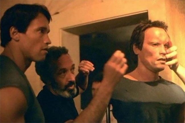 Ảnh hậu trường hiếm của một trong những bộ phim nổi tiếng nhất mọi thời đại: Kẻ Hủy Diệt (1984) - Ảnh 21.