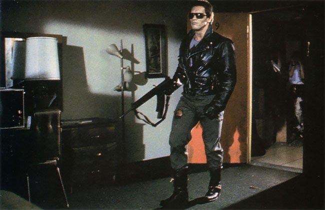 Ảnh hậu trường hiếm của một trong những bộ phim nổi tiếng nhất mọi thời đại: Kẻ Hủy Diệt (1984) - Ảnh 22.