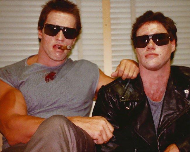 Ảnh hậu trường hiếm của một trong những bộ phim nổi tiếng nhất mọi thời đại: Kẻ Hủy Diệt (1984) - Ảnh 7.