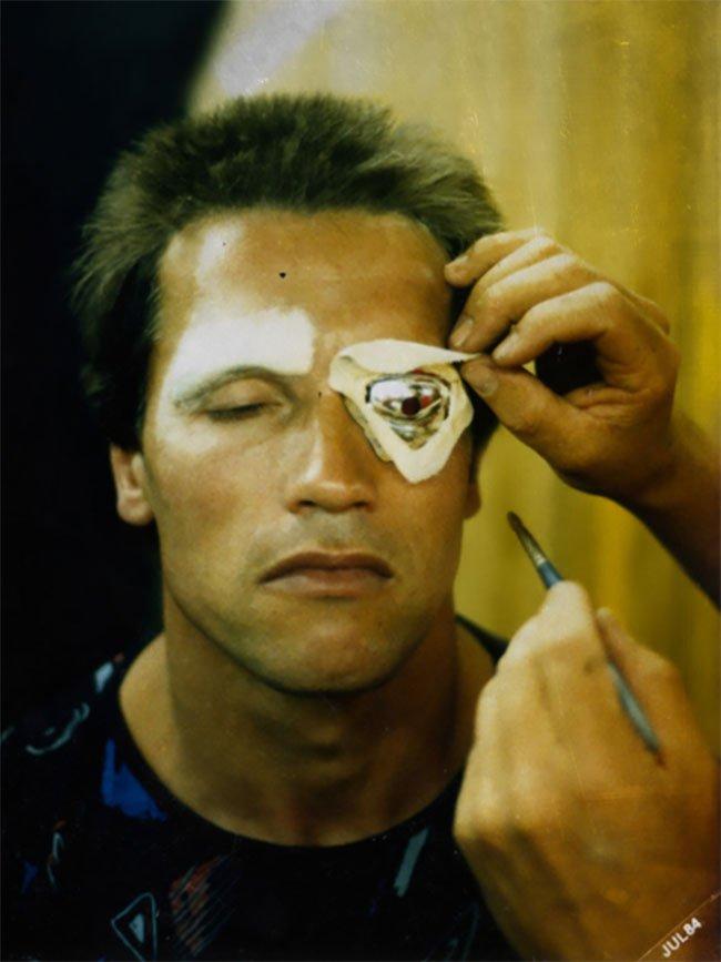 Ảnh hậu trường hiếm của một trong những bộ phim nổi tiếng nhất mọi thời đại: Kẻ Hủy Diệt (1984) - Ảnh 24.