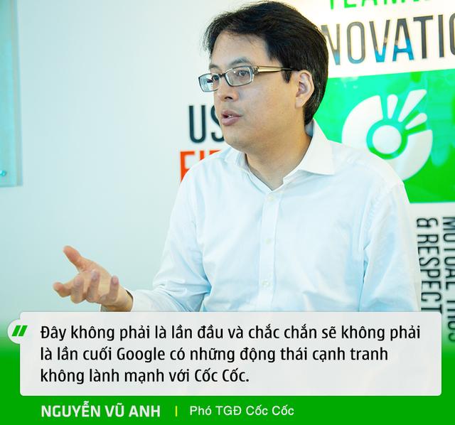 Phó TGĐ Cốc Cốc: Google đang chèn ép Cốc Cốc, triệt tiêu cạnh tranh để chiếm vị thế độc tôn ở Việt Nam - Ảnh 2.