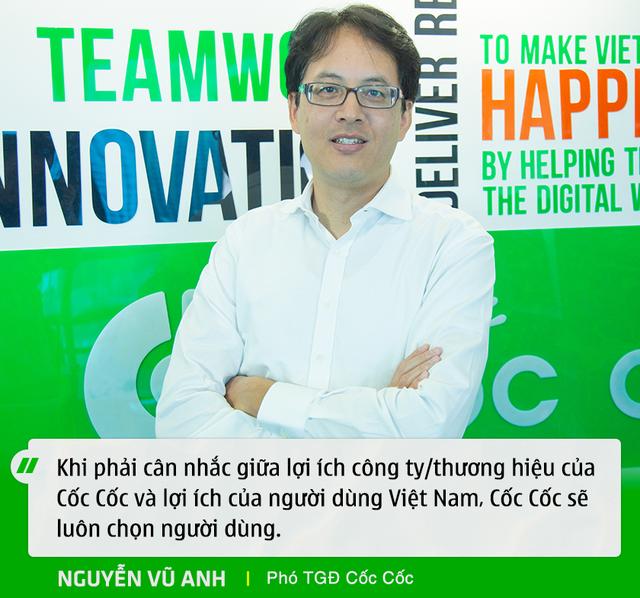 Phó TGĐ Cốc Cốc: Google đang chèn ép Cốc Cốc, triệt tiêu cạnh tranh để chiếm vị thế độc tôn ở Việt Nam - Ảnh 4.