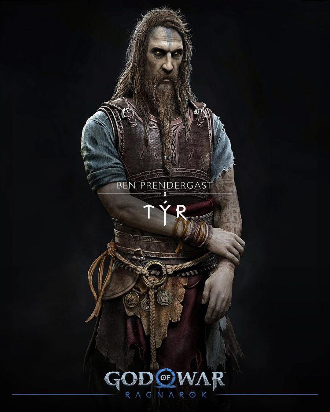 Mời bạn chiêm ngưỡng bụng bia của Thor trong God of War Ragnarök - Ảnh 10.