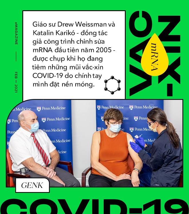 Nhà khoa học tạo ra vắc-xin mRNA được trao Giải thưởng Đột phá trị giá 3 triệu USD - Ảnh 2.