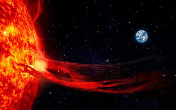 Bão Mặt trời có thể khiến thế giới bị mất Internet trong vài tháng - Ảnh 1.