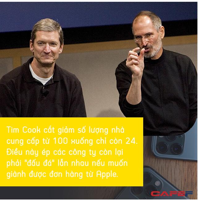 Tim Cook: Ông vua quản lý chuỗi biến Apple thành đế chế giá trị nhất toàn cầu - Ảnh 3.