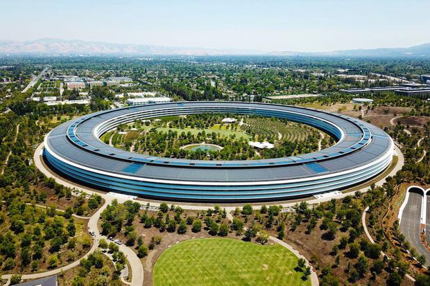 Cận cảnh Apple Park: Văn phòng đẹp nhất thế giới trị giá 5 tỷ USD, nơi tổ chức buổi ra mắt iPhone 13 đêm nay! - Ảnh 3.