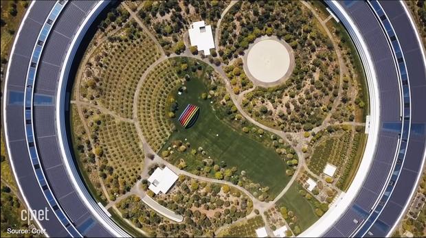 Cận cảnh Apple Park: Văn phòng đẹp nhất thế giới trị giá 5 tỷ USD, nơi tổ chức buổi ra mắt iPhone 13 đêm nay! - Ảnh 6.