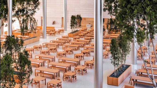 Cận cảnh Apple Park: Văn phòng đẹp nhất thế giới trị giá 5 tỷ USD, nơi tổ chức buổi ra mắt iPhone 13 đêm nay! - Ảnh 9.