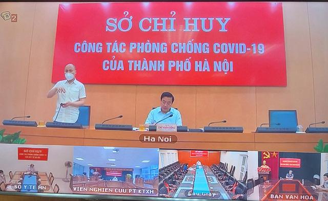 CEO Nguyễn Tử Quảng thông báo tin vui, bày cách giúp Hà Nội quét các F0 còn lại - Ảnh 1.