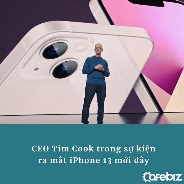 """Bị chê """"nhàm chán"""" nhưng iPhone 13 vẫn sẽ bán chạy, tiền sẽ lại đổ về túi Apple thôi! - Ảnh 1."""