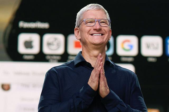 Có phải Tim Cook đã xây nên triều đại mới cho Apple sau Steve Jobs? - Ảnh 2.